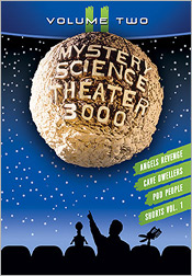 Mystery Science Theater 3000: Volume I (DVD)