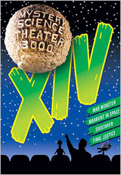 Mystery Science Theater 3000: Volume XIV (DVD)