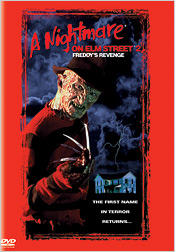 A Nightmare on Elm Street 2: Freddy's Revenge (DVD)