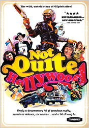 Not Quite Hollywood (DVD)