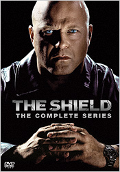 The Shield: The Complete Series (DVD)