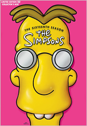 The Simpsons: The Sixteenth Season (DVD)