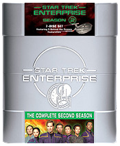 Star Trek: Enterprise - Season Two (DVD)