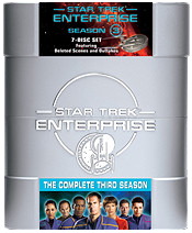 Star Trek: Enterprise - Season Three (DVD)