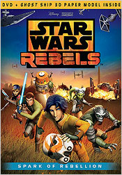 Star Wars: Rebels - Spark of Rebellion (DVD)
