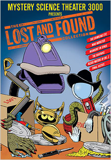 Mystery Science Theater 3000: The Lost and Found Collection (DVD)
