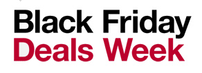 Get great BLACK FRIDAY WEEK deals on Amazon and support The Bits in the process!