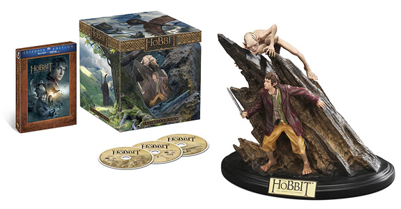 The Hobbit: An Unexpected Journey - Extended Edition 3D (Amazon exclusive)