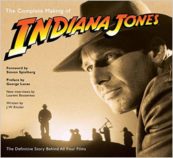 The Making of Indiana Jones (Book)