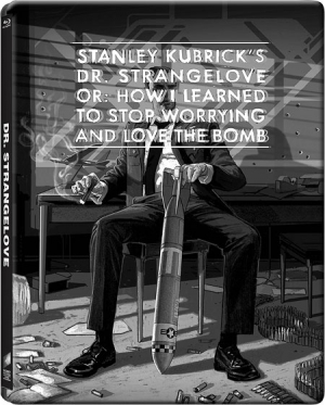 Dr. Strangelove with Gallery 88 cover art