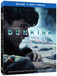Dunkirk on Blu-ray Disc