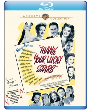 Thank Your Lucky Stars on Blu-ray