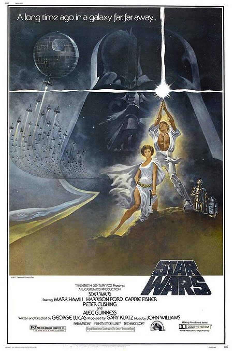 a force to be reckoned star wars quot style a quot one sheet