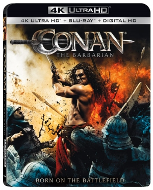 Conan the Barbarian (4K Ultra HD)