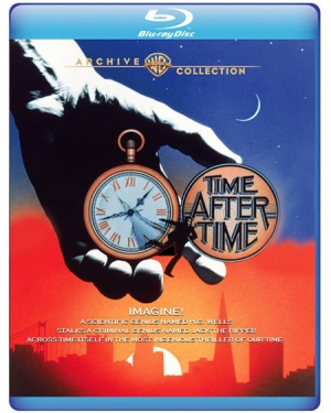 Time After Time (Blu-ray Disc)