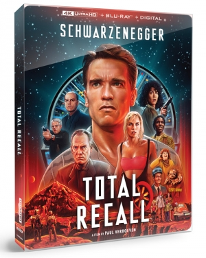 Total Recall: 30th Anniversary Edition (4K Ultra HD)