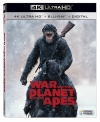 War for the Planet of the Apes (4K Ultra HD Blu-ray)