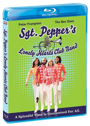 Sgt, Pepper's Lonely Hearts Club Band: Collector's Edition (Blu-ray Disc)