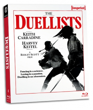 The Duellists (Australian Blu-ray)