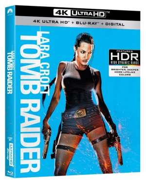 Lara Croft: Tomb Raider (4K Ultra HD)