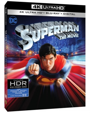 Superman: The Movie (4K Ultra HD)