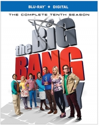 The Big Bang Theory: The Complete Tenth Season (Blu-ray Disc)