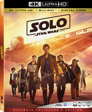 Solo: A Star Wars Story (4K Ultra HD)