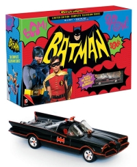 Final Batman Blu-ray Packaging!