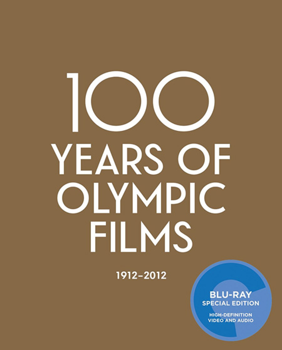 Criterion bows a 100 Years of Olympic Film box set, plus