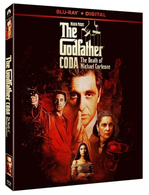 The Godfather, Coda (Blu-ray Disc)