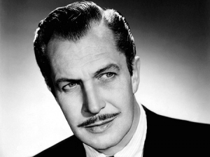 Shout! working on a Vincent Price BD box set!
