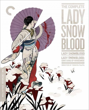 Lady Snowblood coming to BD from Criterion