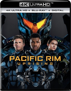 Pacific Rim: Uprising (4K Ultra HD)