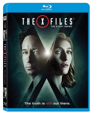The X-Files: Season 10 Blu-ray
