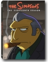 The Simpsons: The Eighteenth Season (DVD)