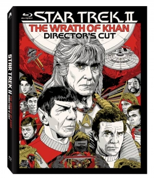 Star Trek II: The Wrath of Khan - Director's Cut Blu-ray exchange program