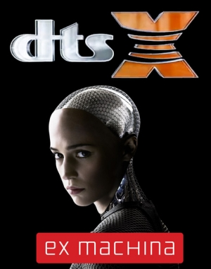 Ex Machina BD to include DTS:X