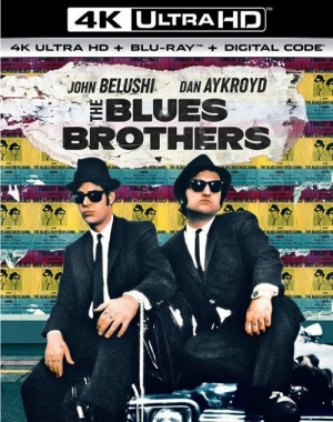 The Blues Brothers (4K Ultra HD)
