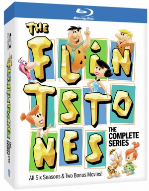 The Flinstones: The Complete Series (Blu-ray Disc)