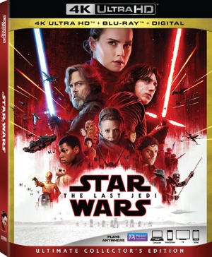 Star Wars: The Last Jedi (4K Ultra HD)