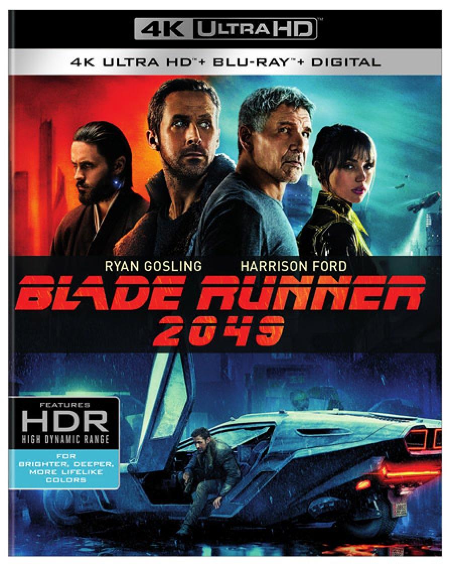 Warner Officially Announces Blade Runner 2049 For Blu Ray 3d Dvd