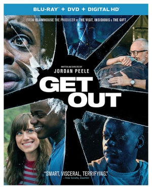 Get Out (Blu-ray Disc)