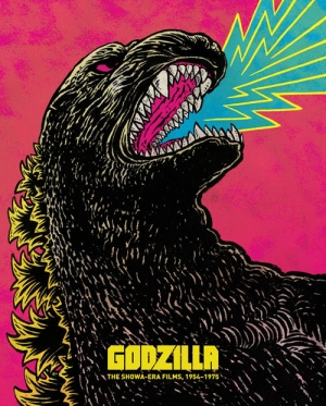 Godzilla: The Showa Era (Blu-ray Disc)