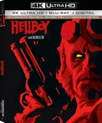 Hellboy (4K Ultra HD)