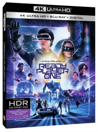 Ready Player One (4K Ultra HD)