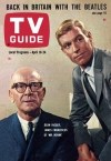 Mr. Novak on the cover of TV Guide