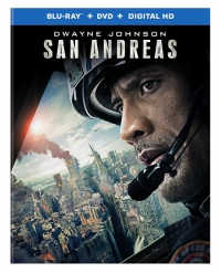 San Andreas official for Blu-ray