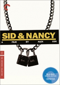 Criterion's Sid & Nancy Blu-ray Disc