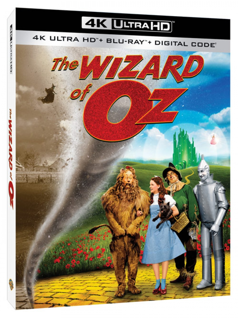 Warner makes the wizard of oz 4k official plus the rest of marvel s mcu films arrive on 4k on 10 1 - The wizard of oz hd ...