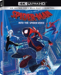 Spider-Man: Into the Spider-Verse 4K